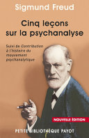 Cinq le  ons sur la psychanalyse