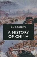 A History of China