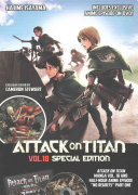 Attack on Titan 18 Special Edition W DVD