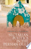 Ebook Sectarian Politics in the Persian Gulf Epub Lawrence G. Potter Apps Read Mobile