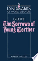 Goethe  The Sorrows of Young Werther
