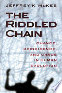 Ebook The Riddled Chain Epub Jeffrey Kevin McKee Apps Read Mobile