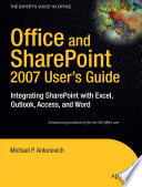 Office and SharePoint 2007 User's Guide