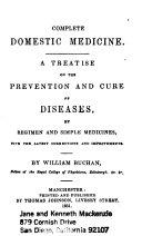 Complete Domestic Medicine
