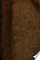 Oeuvres posthumes de Jean-Jaques Rousseau, ou recueil de pieces manuscrites, pour servir de supplément aux éditions publiées pendant sa vie