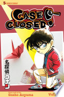 Case Closed  Vol  57 : glove at the scene of each crime....