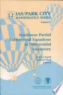 Nonlinear Partial Differential Equations in Differential Geometry