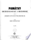 Památky archeologické a místopisné
