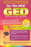 The Best Test Preparation for the High School Equivalency Diploma  for the New GED  General Educational Development