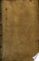 Neu  und ausf  hrliches Dictionarium von dreyen Sprachen in III Theile unterschieden