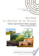 illustration du livre Le design et le vivant