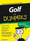 Golf f  r Dummies