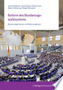 Reform des Bundestagswahlsystems