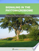 Signaling in the Phytomicrobiome