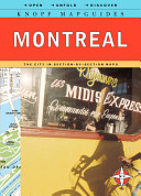 Knopf Mapguides Montreal