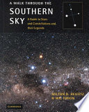A Walk Through The Southern Sky : was orion? a walk through the southern sky...