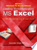Ms Excel  all You Wanted To Know About