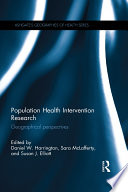 Population Health Intervention Research