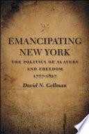 Emancipating New York book