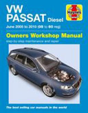 VW Passat Diesel Service and Repair Manual