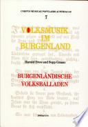 Burgenländische Volksballaden