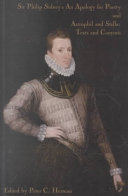 Sir Philip Sidney s an Apology for Poetry  And  Astrophil and Stella