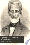 History of the Presbytery of Huntingdon