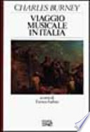 Viaggio musicale in Italia