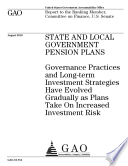 State and Local Gov t  Pension Plans