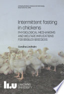 Intermittent Fasting In Chickens