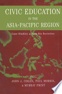Civic Education in the Asia Pacific Region
