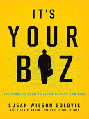 It s Your Biz Utilizing The Author S Experience In Creating Her