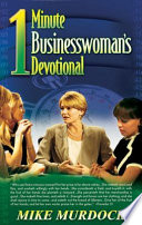 1 Minute Businesswoman S Devotional