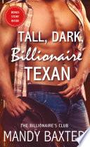 Tall  Dark  Billionaire Texan