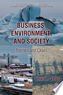 Business Environment And Society