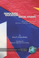 Democratic Education For Social Studies