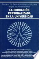 La educación personalizada en la universidad