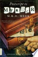 Postscript to Murder Book PDF
