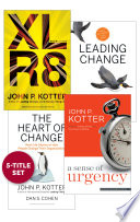 Change Leadership  The Kotter Collection  5 Books