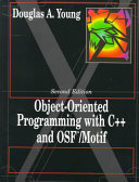Object Oriented Programming with C   and OSF Motif