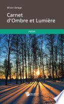 Carnet d Ombre et Lumi  re