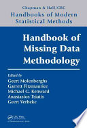Handbook of Missing Data Methodology