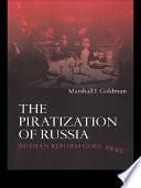 The Piratization of Russia