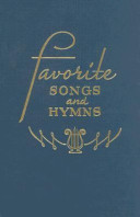 Favorite Songs and Hymns