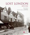 Lost London 1870 1945