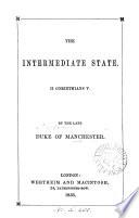 The Intermediate State 2 Cor V