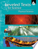 Leveled Texts for Science  Physical Science
