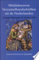 Middeleeuwse verzamelhandschriften uit de Nederlanden