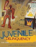 Juvenile Delinquency: The Core