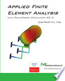 Applied Finite Element Analysis with SolidWorks Simulation 2015